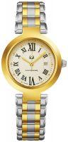 Alexander Monarch Naisten kello A203B-02 Samppanja/Kullansävytetty