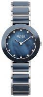Bering Ceramic Naisten kello 11429-787 Sininen/Teräs Ø29 mm