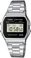 Casio Casio Collection Miesten kello A158WEA-1EF Teräs 36.8x33.2 mm