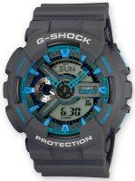 Casio G-Shock Miesten kello GA-110TS-8A2ER LCD/Muovi Ø51 mm