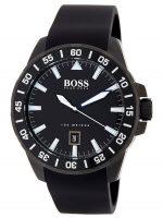 Hugo Boss Deep Ocean Miesten kello 1513229 Musta/Kumi Ø46 mm
