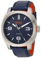 Hugo Boss Cape Town Miesten kello 1513410 Sininen/Nahka Ø46 mm