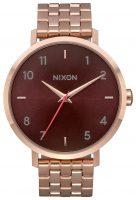 Nixon 99999 Naisten kello A10902617-00 Ruskea/Punakultasävyinen Ø38 mm