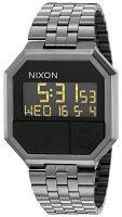 Nixon The Re-Run Miesten kello A158632-00 LCD/Teräs
