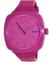 Nixon Plastic Analog Naisten kello A265644-00 Pinkki/Kumi Ø42 mm