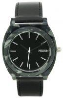Nixon Naisten kello A328039-00 Musta/Tekstiili Ø40 mm