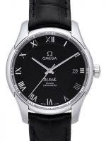 Omega De Ville Co-Axial 41mm Miesten kello 431.13.41.21.01.001 Musta/Nahka