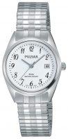 Pulsar Dress Naisten kello PH7443X1 Valkoinen/Teräs Ø26 mm