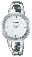 Pulsar Dress Naisten kello PH8203X1 Valkoinen/Teräs Ø33 mm
