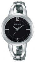 Pulsar Dress Naisten kello PH8205X1 Musta/Teräs Ø33 mm
