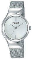Pulsar Attitude Naisten kello PH8229X1 Valkoinen/Teräs Ø30 mm