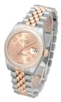 Rolex Datejust 31 Naisten kello 178271-0070 Pinkki/Teräs Ø31 mm