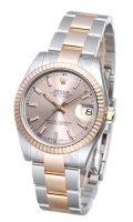 Rolex Datejust 31 Naisten kello 178271-0001 Pinkki/Teräs Ø31 mm