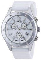 Timex Sports T2N830 Valkoinen/Kumi Ø41 mm