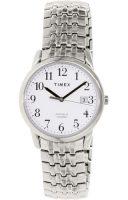 Timex Easy Reader Miesten kello T2P294 Valkoinen/Teräs Ø35 mm