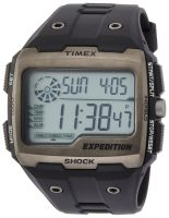 Timex Expedition Miesten kello TW4B02500 LCD/Kumi