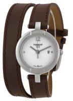 Tissot Tissot T-Trend Naisten kello T084.210.16.017.03 Valkoinen/Nahka