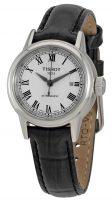 Tissot T-Classic Naisten kello T085.207.16.013.00 Valkoinen/Nahka Ø29.5 mm