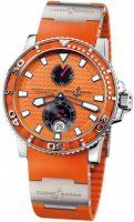 Ulysse Nardin Marine Collection Diver Miesten kello 263-33-3-97