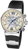 Ulysse Nardin Marine Collection Chronograph Miesten kello 353-66-3-314