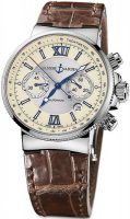 Ulysse Nardin Marine Collection Chronograph Miesten kello 353-66-314