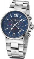 Ulysse Nardin Marine Collection Chronograph Miesten kello 353-66-7-323