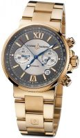 Ulysse Nardin Marine Collection Chronograph Miesten kello 356-66-8-319