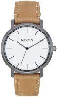 Nixon 99999 A11992799-00 Valkoinen/Nahka Ø35 mm