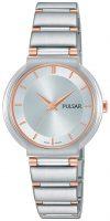 Pulsar Attitude Naisten kello PH8333X1 Hopea/Punakultasävyinen Ø28 mm