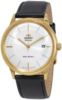 Orient Classic Miesten kello FAC0000BW0 Valkoinen/Nahka Ø41 mm
