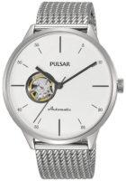 Pulsar 99999 Miesten kello PU7019X1 Valkoinen/Teräs Ø42.5 mm