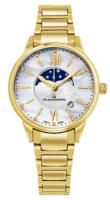 Alexander Monarch Naisten kello A204B-05 Valkoinen/Kullansävytetty