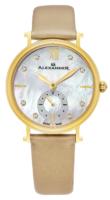 Alexander Monarch Naisten kello AD201-02 Valkoinen/Satiini Ø34 mm