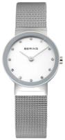 Bering Classic Naisten kello 10122-000 Valkoinen/Teräs Ø22 mm