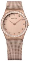 Bering Classic Naisten kello 12430-366 Punakultaa/Punakultasävyinen