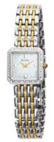 Bulova Diamond Naisten kello 98R132 Valkoinen/Kullansävytetty teräs