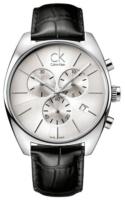 Calvin Klein Exchange Miesten kello K2F27120 Hopea/Nahka Ø45 mm