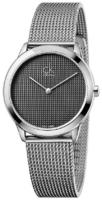 Calvin Klein Naisten kello K3M2212X Harmaa/Teräs Ø40 mm