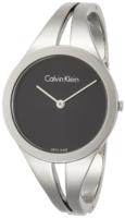Calvin Klein 99999 Naisten kello K7W2S111 Musta/Teräs Ø28 mm
