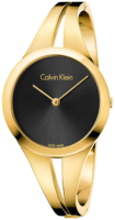 Calvin Klein 99999 Naisten kello K7W2S511 Musta/Kullansävytetty