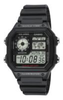 Casio Collection AE-1200WH-1AVEF LCD/Muovi
