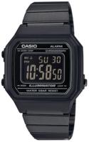 Casio Collection Miesten kello B650WB-1BEF LCD/Teräs