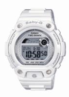 Casio Baby-G Naisten kello BLX-100-7ER Hopea/Muovi Ø42.3 mm