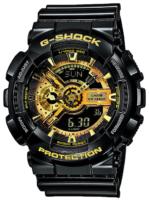 Casio G-Shock Miesten kello GA-110GB-1AER Kullattu/Muovi Ø51.2 mm