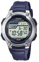 Casio Casio Collection Miesten kello W-212H-2AVES Muovi Ø40 mm