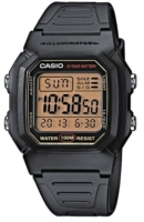Casio Collection Miesten kello W-800HG-9AVES Muovi 44.2x36.8 mm