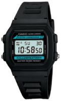 Casio Casio Collection Miesten kello W-86-1VQES LCD/Muovi