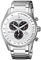 Citizen Chrono Miesten kello AT2390-82A Hopea/Teräs Ø40 mm