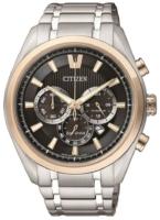 Citizen Titanium Miesten kello CA4014-57E Musta/Titaani Ø44 mm