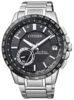 Citizen Elegance Miesten kello CC3005-51E Musta/Teräs Ø44 mm